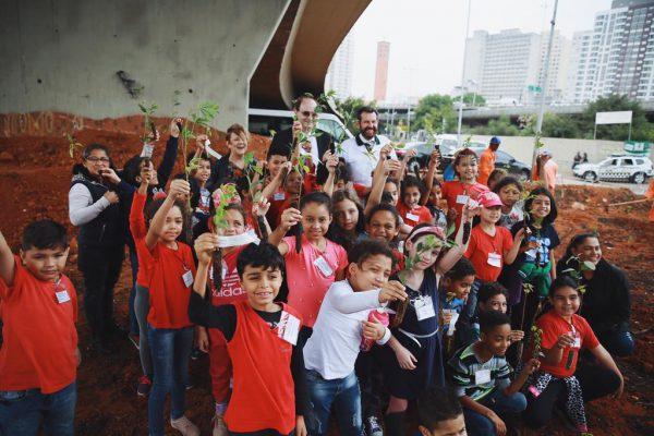 Lançamento Programa Alfabetização Ambiental / Foto: André Nery – Divulgação SIMA